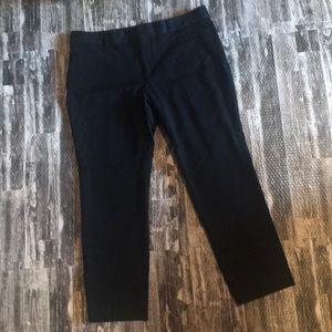 BR Sloan fit 8P 8 petite dress pants